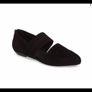Eileen Fisher Hall Pointy Toe Flat